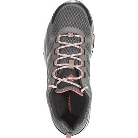 Columbia Ventrailia 3 Low Outdry Shoes Damen dark fog/sunset red